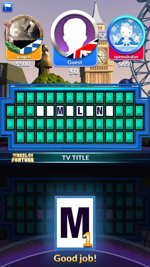 Wheel of Fortune Free Play- screenshot