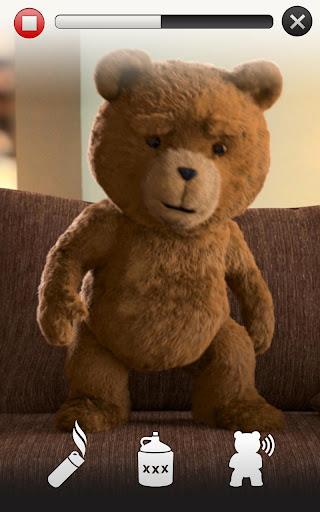Talking Ted LITE screenshot 5