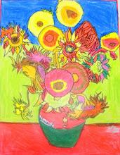 Photo: Van Gogh Alumnos de 3º