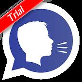 Announcer for Whatsapp (Trial)
