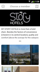 My Story Hotels- screenshot thumbnail