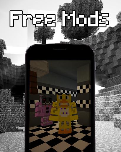 Mods Fnaf for Minecraft