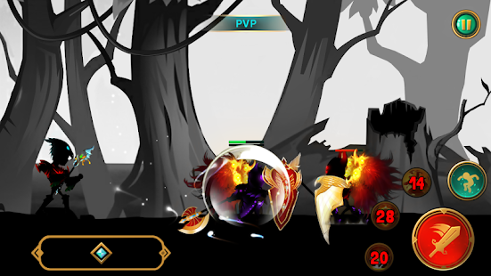 Demon Warrior Premium - Stickman Shadow Action RPG Screenshot
