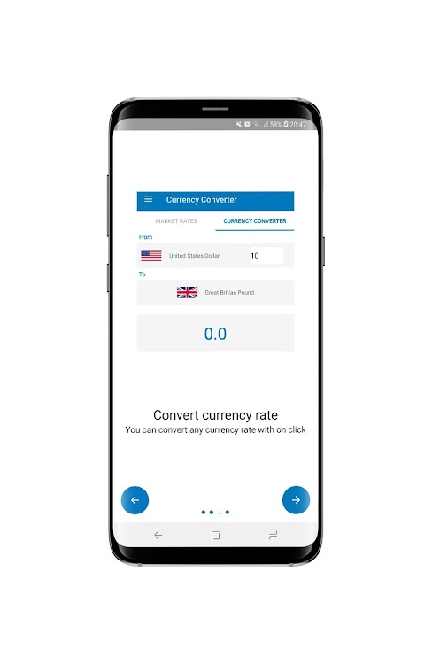 Currency Converter   Foreign Exchange Rates – (Android Apps