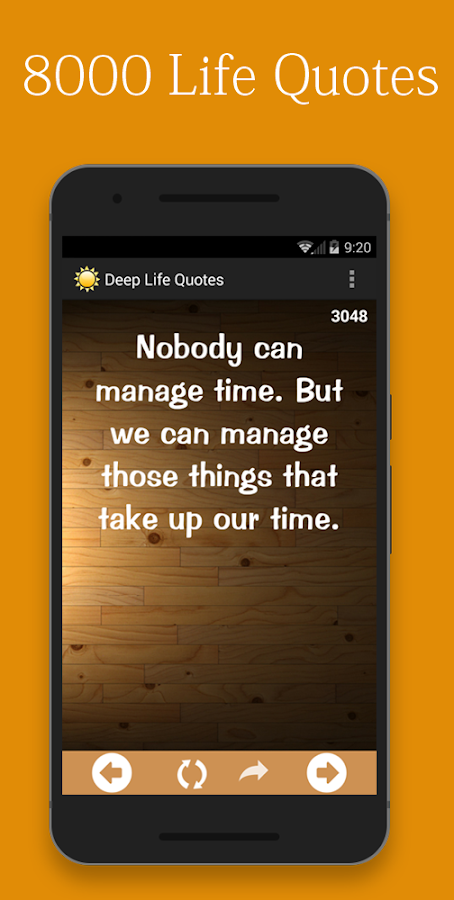 Deep Life Quotes Captivating Deep Life Quotes  Android Apps On Google Play