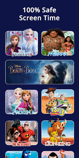 Storytime: Learn English Powered by Disney 1.1.40 screenshots 2