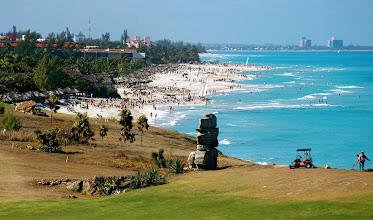 Photo: beach. cuba. Tracey Eaton photo