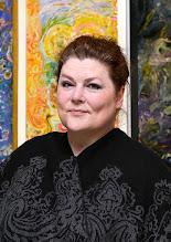 Photo: Interview Christiane Libor am 17.6.2016. Christiane Libor. Copyright: Barbara Zeininger