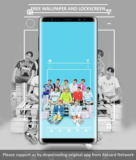 Wanna One Wallpaper KPOP 3.1 screenshots 1