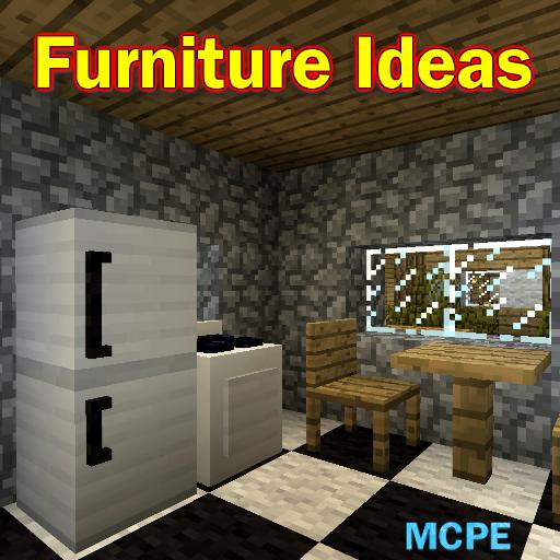 Insights Furniture Ideas Mod For Mcpe Topia