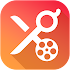 Video Editor,Crop Video,Edit Video,Music,Effects
