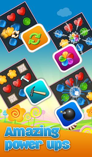Candy Duels - Match-3 battles with friends 1.12.12 Mod screenshots 3