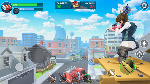 Battle Royale: FPS Shooter 1.12.02 screenshots 10