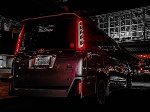 ヴォクシー ZWR80G H30 ハイブリッドVのカスタム事例画像 kanzy Team Pinst No.001さんの2020年10月07日22:15の投稿