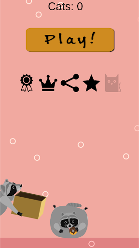 泥棒のアライグマ