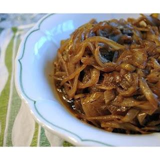 Momofuku Roasted Onions