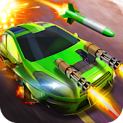 Road Legends – Car Racing Shooting Games For Free [Mega Mod] APK Free Download