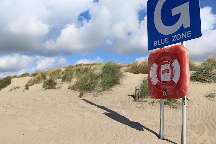 Camber Sands, beach near Tenterden