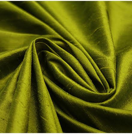 Dupion - grön