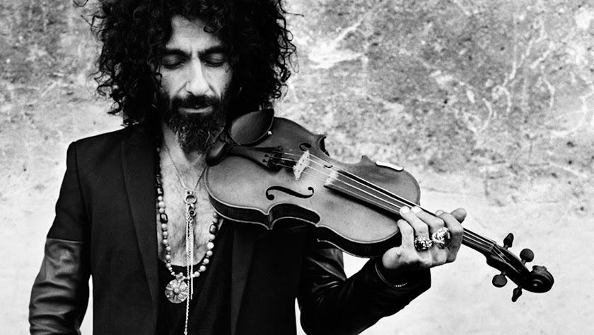 El violinista libanés Ara Malikian volverá a actuar en Almería.