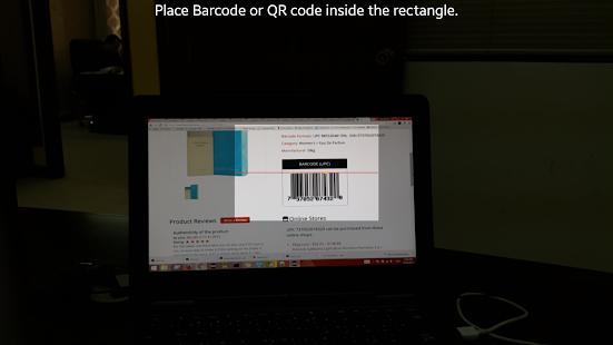 Smart QR Barcode Scanner - náhled
