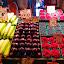 Farmers Market Display by Rita Goebert - Artistic Objects Business Objects ( farmer's markets; seattle; washington; pike's market; produce displays; knolling,  )