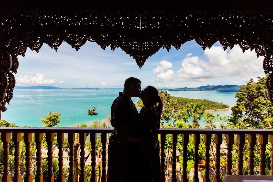 Bröllopsfotograf Chaiwat Chookaew (Randel). Foto av 20.04.2019