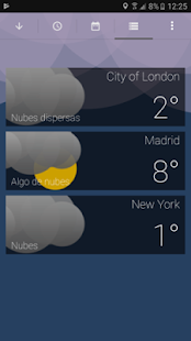 7 weather- screenshot thumbnail