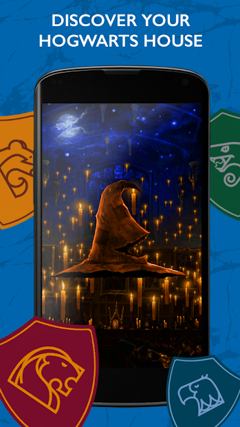 Potterzone Android App Screenshot