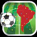 Fondo Copa América Chile 2015 icon