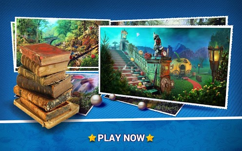 Hidden Objects Fairy Tale- screenshot thumbnail