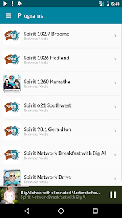 Spirit Radio - náhled