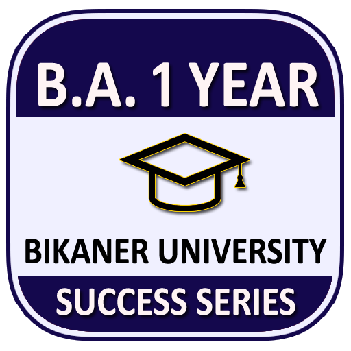 BA 1st Year Bikaner University - Apps on Google Play