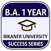 BA 1st Year Bikaner University