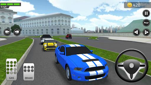 3D Car Driving Simulator - President Donald Trump 1.1 screenshots 4