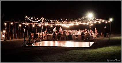 Photo: Open air wedding on the meadow