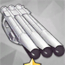 533mm三連装魚雷T1