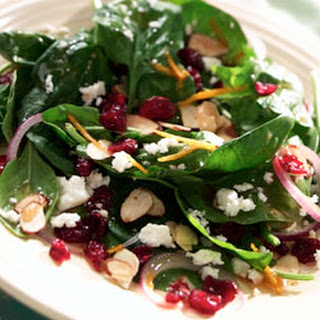 Effortless Spinach Salad