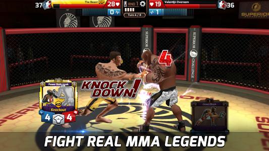 MMA Federation v3.4.24 (Mod Money/Energy)