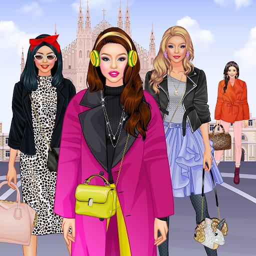 Fashion Trip: London, Paris, Milan, New York 1.0.4 screenshots 8