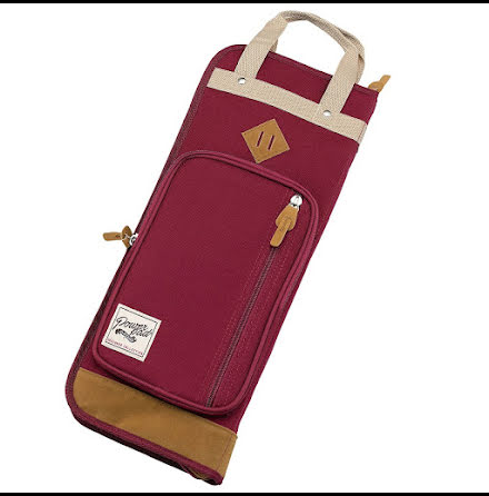 Tama Powerpad Designer Stickbag TSB24WR - Wine Red