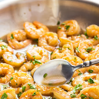 Honey Garlic Butter Shrimp Recipe