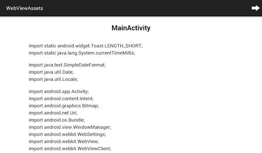 WebViewAssets screenshot 19