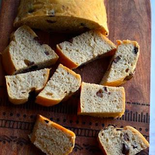 Mediterranean Olive Bread.