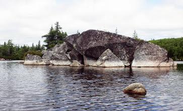 Photo: Back on Cranberry Lake