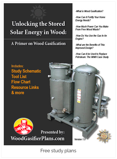 Free Wood Gasifier Plans Wood Gasifier Plans