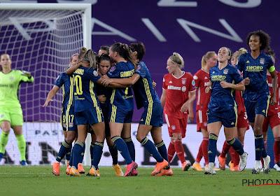 Halve finales Champions League bekend, Janice Cayman is er nog bij