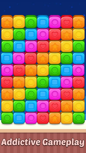 Toy Crash Cube Blast : Block Blasting Game apkdebit screenshots 1