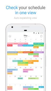 TimeBlocks -Calendar/Todo/Note - náhled