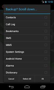 My Backup Pro Apk 2